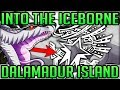 Dalamadur in Monster Hunter World Iceborne - How and the Why! (Discussion/Lore) #iceborne