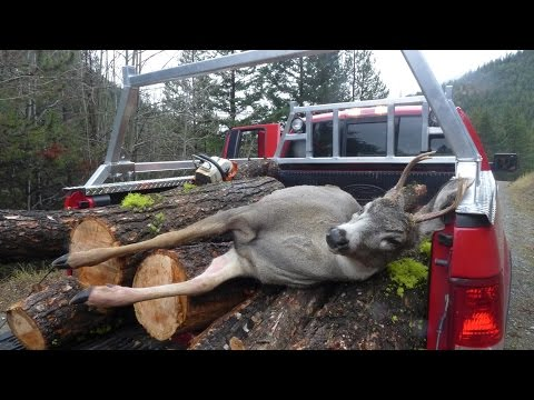 Hunting In BC 2014