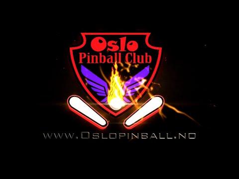 Oslo Pinball Club besøker Spillexpo 2015 i Lillestrøm