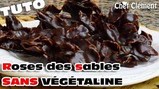 Roses Des Sables Sans Vegetaline Youtube