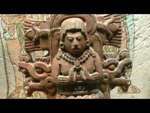 Ancient Mayan Art