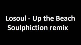 losoul - up the beach (soulphiction remix)