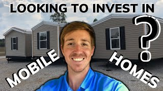 Investor, are you looking for low priced units? Mobile Home Investing.