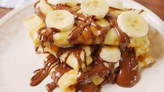 ТРИ ВКУСНЕЙШИХ ДЕСЕРТА! Бананы в шоколаде.