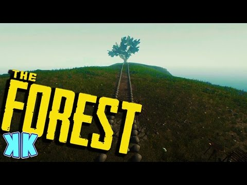 The Forest | BUILDING OUR TOWN! | Update 0.46 Gameplay | #40