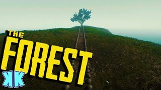 The Forest | BUILDING OUR TOWN! | Update 0.47 Gameplay | #40