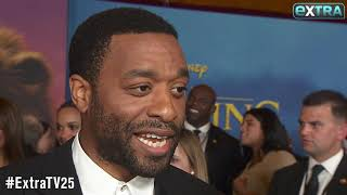 Why Chiwetel Ejiofor Empathizes with Scar in The Lion King