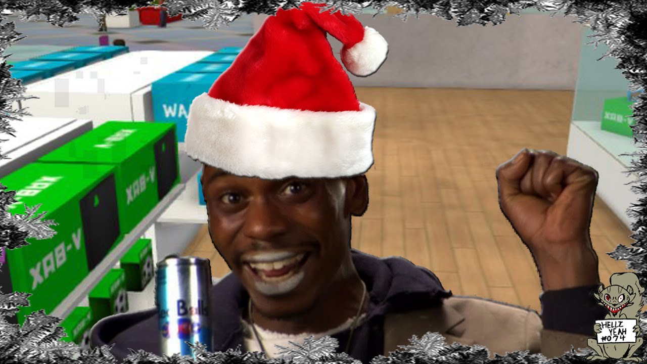 CHRISTMAS ON CRACK! {Chirstmas Shopper Simulator} - YouTube