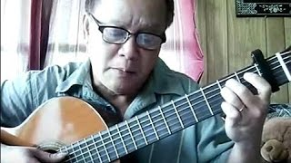 Cỏ Xót Xa Đưa (Trịnh Công Sơn) - Guitar Cover by Hoàng Bảo Tuấn