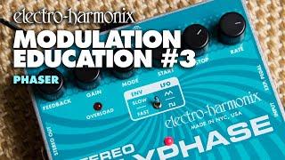 """Electro-Harmonix """"Education on Modulation"""" #3, Phaser"""