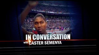 In Conversation with Caster Semenya