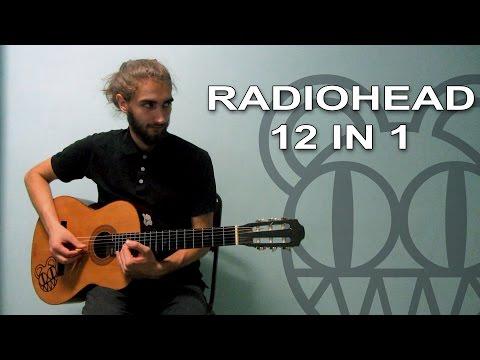 RADIOHEAD 12 SONGS IN 1 TAKE