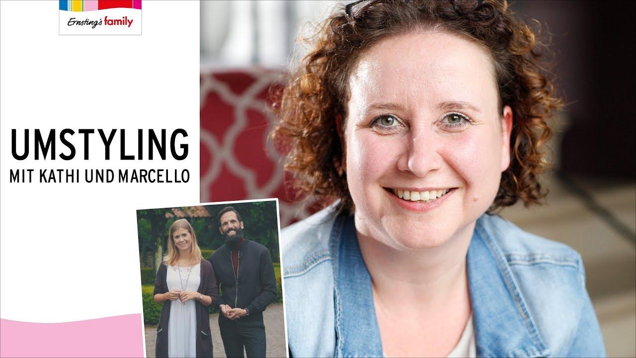 Umstyling Mit Kathi Und Marcello Doreen Ernsting S Family
