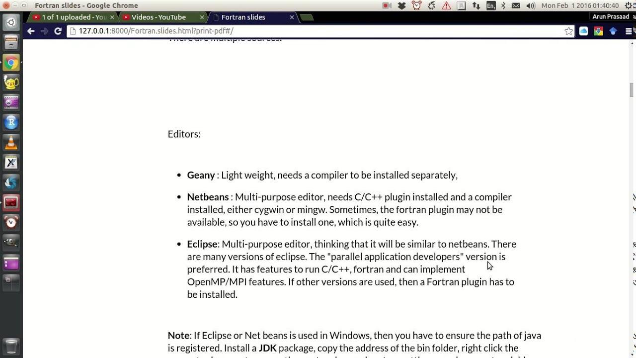 Python Hacks : Exporting IPython Slides to a pdf file