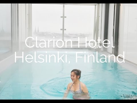 2017: Recommended Hotel in Helsinki Finland : Clarion Hotel