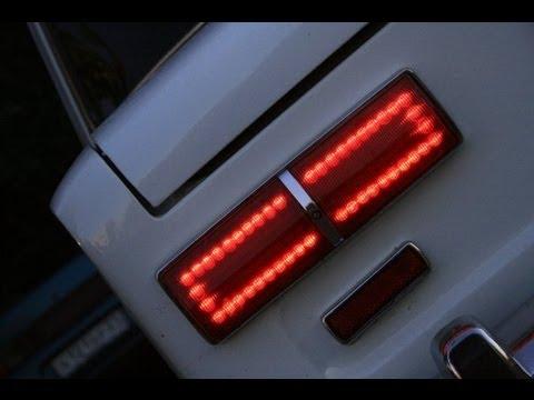 Indicator lights (поворотники)