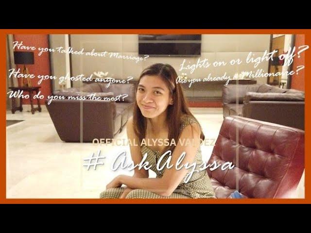 30 Questions with Alyssa Valdez