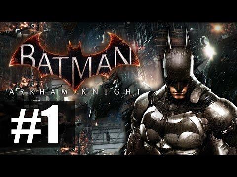 Batman Arkham Knight - Прохождение на русском - часть 1 - Этому городу нужен герой