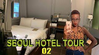 SEOUL  :CHEAP HOTEL TOUR  IN SOUTH KOREA