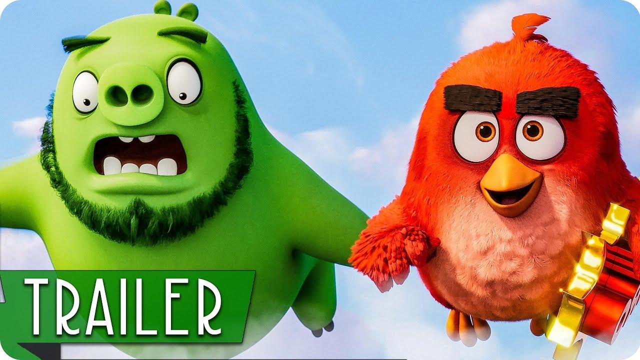 Angry Birds Stream German