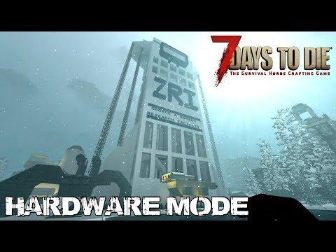7 Days To Die (Alpha 16.4) - Hardware Mode (Day 114)