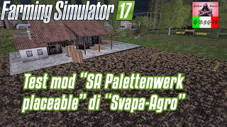 "[""Greg79"", ""farming simulator 17 test mod"", ""palettenwerk placeable di svapa-agro"", ""Sweet Insanity"", ""test mod"", ""mod posizionabile"", ""sa"", ""Gaming autore grafica"", ""CD digitale"", ""serie"", ""test map"", ""svapa-agro"", ""legna"", ""pallet"", ""vendita"", ""AGCO"", """