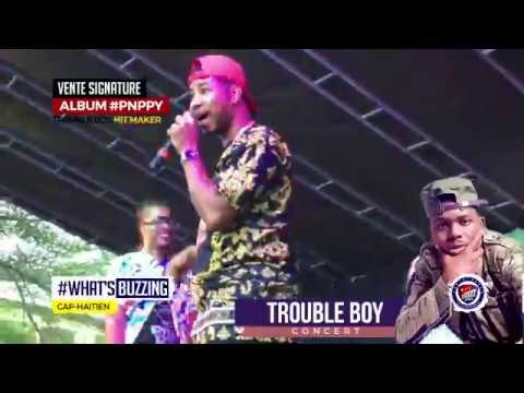 Vente Signature Album #PNPPY De Trouble Boy Ht Maker, Cap-Haitien 1er Novembre 2018 [Part 1]