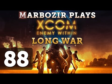 XCOM Enemy Within Long War Let's Play - Part 88