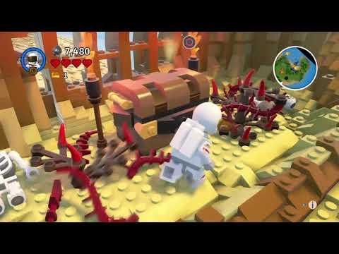 Lego worlds restarted pt1 |
