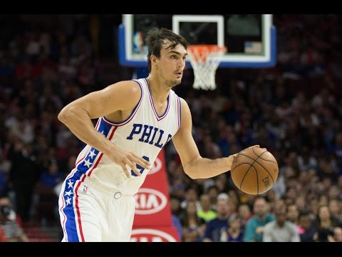 2017 NBA Awards: Rookie of the Year Nominee: Dario Saric