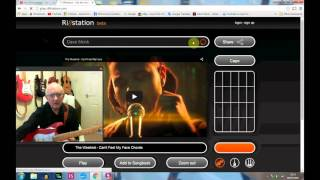 How to find the chords for any song using Play Riffstation