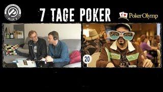 Handy-Verbot am Pokertisch? I 7 Tage Poker feat. Martin Mulsow (31.3.2017)