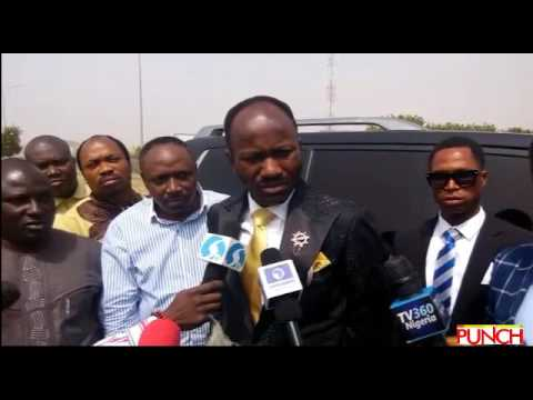 My statement is within private prerogative as citizen -Pastor Suleman | Punch