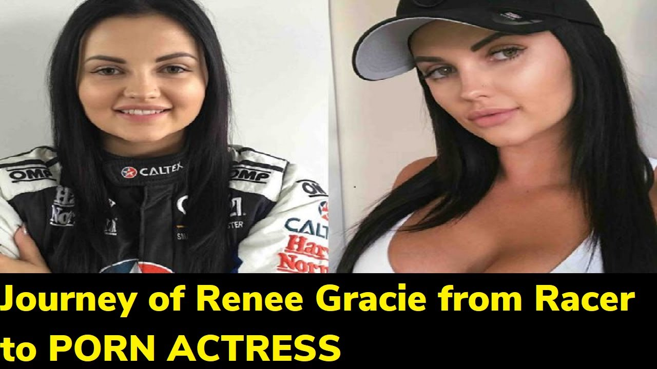 Aussie Browser Porn porn star renee gracie now: australian racer switches to adult industry to  end financial struggles