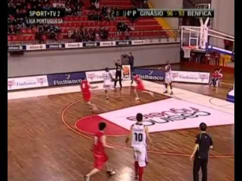 Ben Reed's clutch moments  BENFICA  Heróis Precisamse!