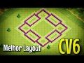 Melhor Layout cv6 Hibrido! | guerra, push, farm, 2017!