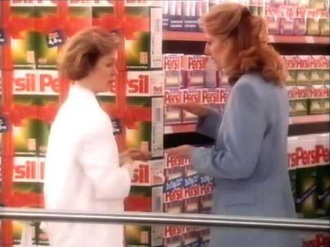Persil Werbung Unser Bestes 1993