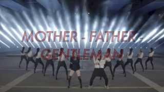 Psy - Gentleman - Lyrics on screen HD