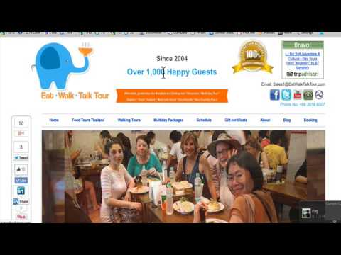 Tour Operator Website Marketing Consulting Review