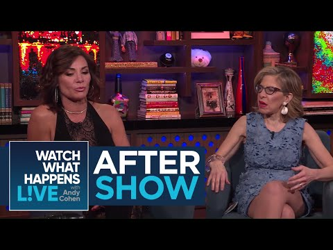 After Show: Luann De Lesseps' Night In Jail | RHONY | WWHL