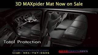 3D Maxpider Kagu Floor Mats - Autopartstoys.com