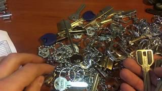Заказ заготовок ключей на Key-smt / Заказ №6 / Заготовки ключей