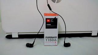 JBL T150A In-Ear Headphones: Review!