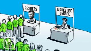 15 Reasons Why Marketing Degree IS USELESS