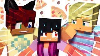 Aphmau in Disguise - Pizza Wars Part 2 - Murder Minecraft