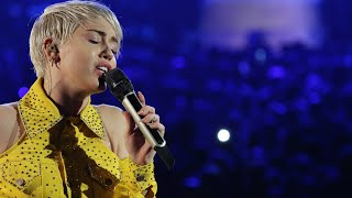 Miley Cyrus - Wild Horses (The Rolling Stones Cover)