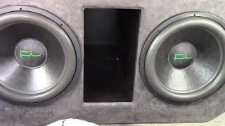 Fi Sp4 Watt Audiopipe Amps