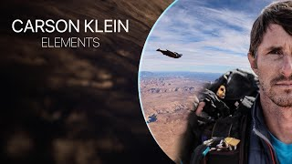 Carson Klein Wingsuit Cliff & Base Jumping | Elements