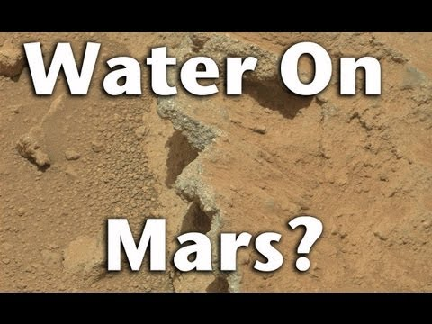 Ancient Streambed Found in Mars Curiosity Photos! 1080P HD