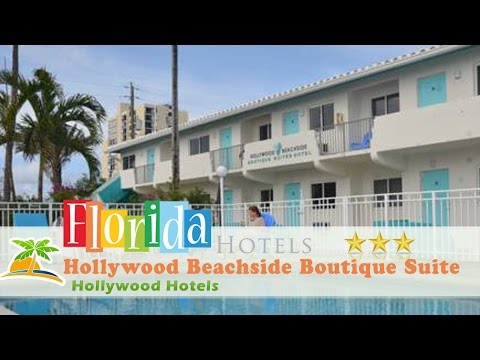 Hollywood Beachside Boutique Suite - Hollywood Hotels, Florida